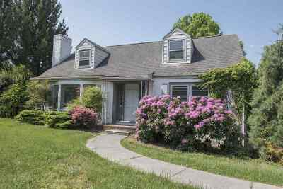 Harrisonburg Single Family Home For Sale: 125 Port Republic Rd
