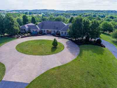 Fishersville Farm For Sale: 108 Meadow Ln