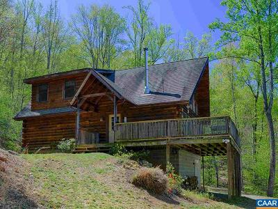 Nelson County Single Family Home For Sale: 520 Willoughby Ln
