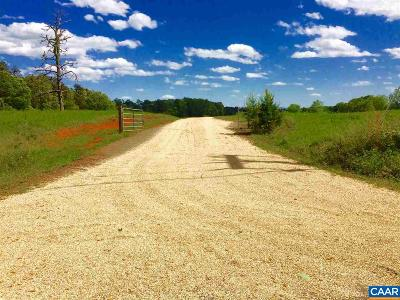 Charlottesville Lots & Land For Sale: 16 - 2b Owensville Rd