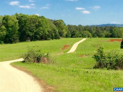 Charlottesville Lots & Land For Sale: 16 - 1b Owensville Rd