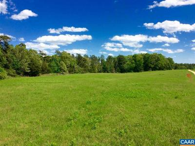 Charlottesville Lots & Land For Sale: 16 - 2a Owensville Rd
