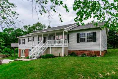 Harrisonburg Single Family Home For Sale: 535 Tabb Ct