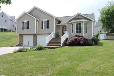 Waynesboro VA Single Family Home For Sale: $239,900