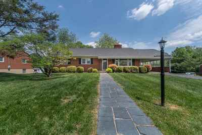 Waynesboro VA Single Family Home For Sale: $219,000