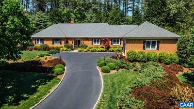 Keswick Single Family Home For Sale: 1943 Piper Way