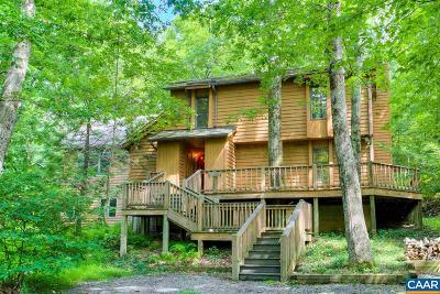 Nelson County Single Family Home For Sale: 31 Deer Springs Ln