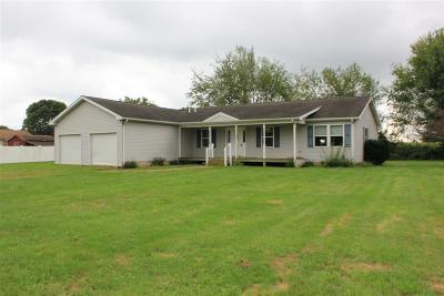 Augusta County Single Family Home For Sale: 1786 North River Rd