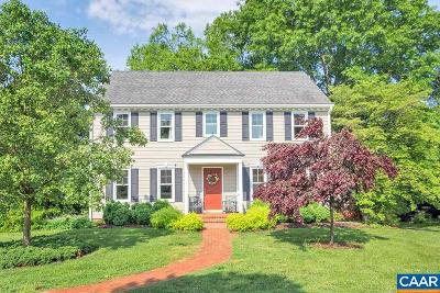 Albemarle County Single Family Home For Sale: 2545 Holkham Dr