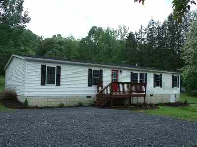 Linville Single Family Home Sold: 11070 Wills Creek Rd