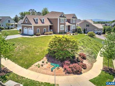 Albemarle County Single Family Home For Sale: 7320 Millburn Ct