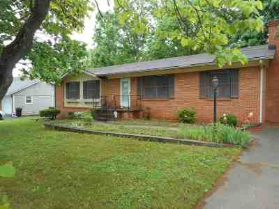 Stuarts Draft Single Family Home For Sale: 92 Forest Dr