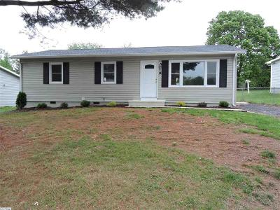 Augusta County Single Family Home For Sale: 19 Westgate Rd