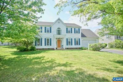 Crozet Single Family Home For Sale: 243 Grayrock Dr