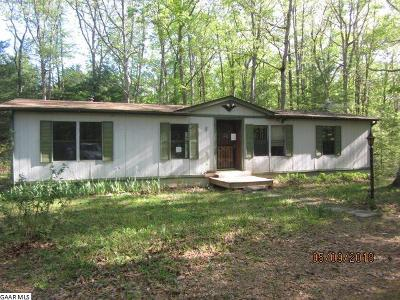 Augusta County Single Family Home For Sale: 286 Deer Trl