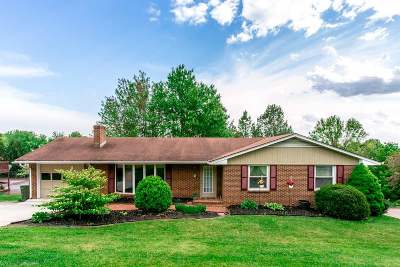 Rockingham County Single Family Home For Sale: 3105 Flint Ave