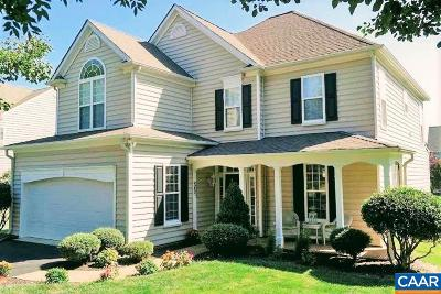 Crozet Single Family Home For Sale: 262 Grayrock Dr