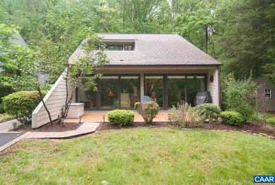 Charlottesville Single Family Home For Sale: 228 Turkey Ridge Rd