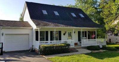 Waynesboro VA Single Family Home For Sale: $210,000