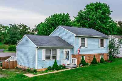 Waynesboro VA Single Family Home For Sale: $169,900