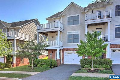 Pavilions At Pantops Townhome For Sale: 2162 Saranac Ct