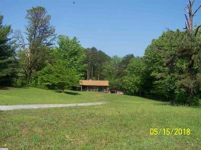 Augusta County Single Family Home For Sale: 612 Paine Run Rd