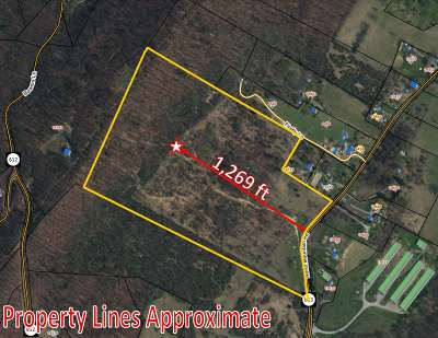 Timberville Lots & Land For Sale: North Mountain Rd