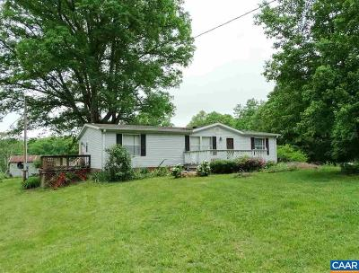 Madison County Single Family Home For Sale: 1465 Race Ground Rd