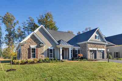 Glenmore (Albemarle), Keswick Farms, Keswick Estate, Keswick Royal Acres Single Family Home For Sale: 53 Fenton Ct