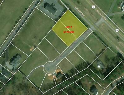 Penn Laird Commercial For Sale: Lot 11-12 Bear Crossing Ct