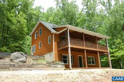 Single Family Home For Sale: 10114 Crabtree Falls Hwy