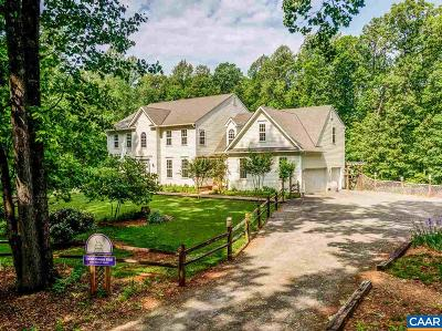 Orange County Single Family Home For Sale: 18248 Buzzard Hollow Rd