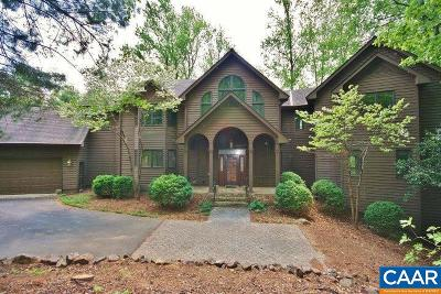 Single Family Home For Sale: 1261 Crawfords Climb
