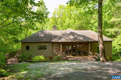 Nelson County Single Family Home For Sale: 15 Weeping Rock Ln