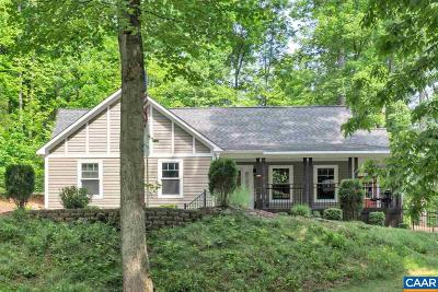 Orange County Single Family Home For Sale: 18442 Buzzard Hollow Rd
