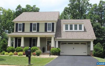 Zion Crossroads Single Family Home For Sale: 58 Timber Ridge Ct
