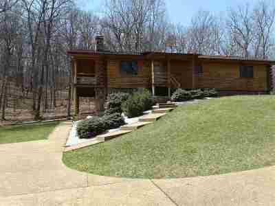 Shenandoah County Single Family Home For Sale: 935 Hickory Ln