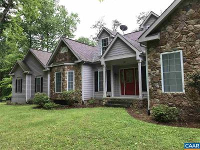 Nelson County Single Family Home For Sale: 20 Creekside Cl