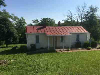 Rockingham County Single Family Home For Sale: 3111 Pleasant Valley Rd