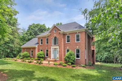Albemarle County Single Family Home For Sale: 3005 Beau Mont Farm Rd