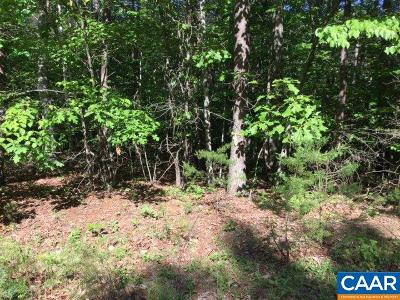 Louisa County Lots & Land For Sale: Shenandoah Crossing Dr