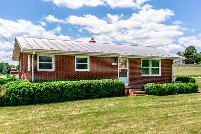 Keezletown Single Family Home Sold: 3068 Longbow Rd