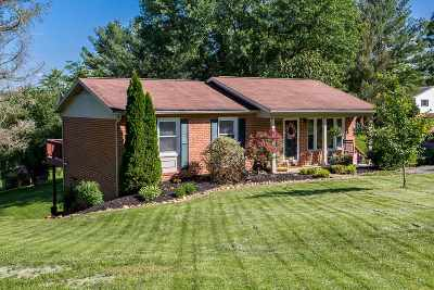 Rockingham County Single Family Home For Sale: 7550 Wright Cir