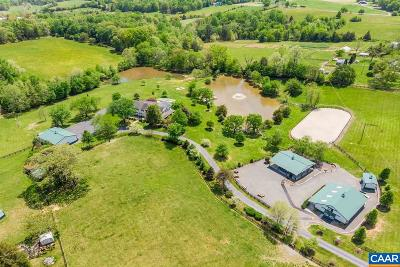 Madison County Single Family Home For Sale: 3500 Lillards Ford Rd