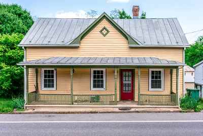 Rockingham County Single Family Home For Sale: 525 S Main St