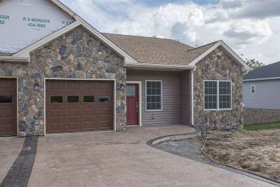 Harrisonburg Townhome For Sale: 992 Smith Ave