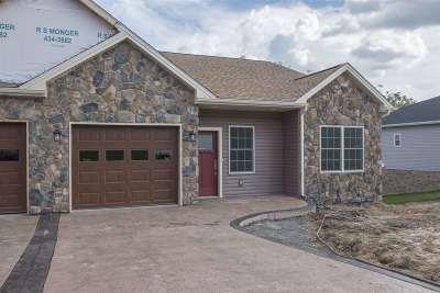 Harrisonburg, Mcgaheysville, Elkton, Bridgewater, Broadway Townhome For Sale: 992 Smith Ave