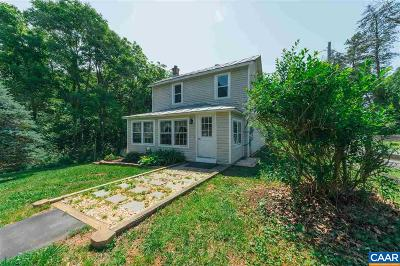 Madison County Single Family Home For Sale: 1614 Good Hope Church Rd