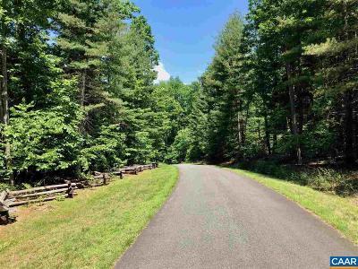 Lots & Land For Sale: Chimney Rock Rd