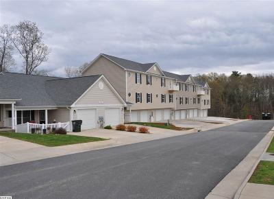 Staunton Townhome For Sale: 5 Kimberly Dr